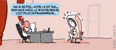 Blog BD #13 : Le blog des bits