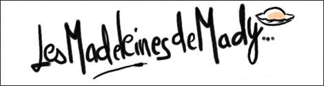 Blog BD #3 : Les madeleines de Mady